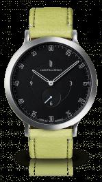 L1 - silver-black-greenery