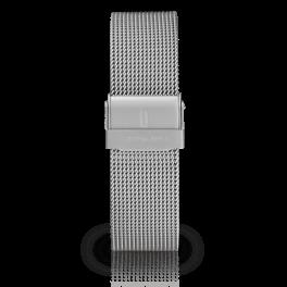 Mesh strap - silver