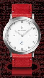 L1 - silver-white-red - small