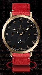 L1 - gold-black-red