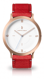 Urbania - rosegold-white-red