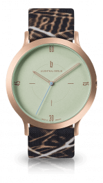 Urbania - rosegold-mint-green-night glow
