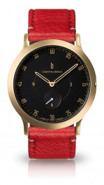 L1 - gold-black-red - small