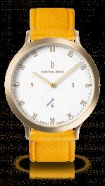 L1 Original Gold/White - Leder mango tango